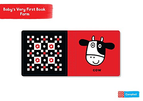 Baby's Very First Cloth Book: Farm (Baby's Very First Book)