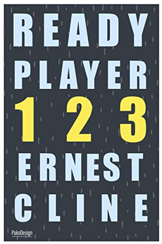 """PLAYER READY 123 one two three player notebook Guided Journal To Share His Life & His Journal Gift for Dad and Grandpa: 120 pages 6"""" x 9"""" Inches"""