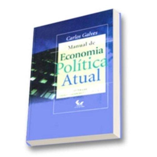Manual de Economia Politica Atual