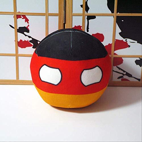 N-X Anime Countryball Short Plüschpuppe Mini Kissen Für Geschenk 20CM J