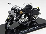 Atlas Indian Chief 1948 Classic Superbike Motorrad Modell 4658106 1:24