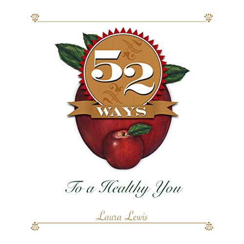 52 Ways to a Healthy You cover art