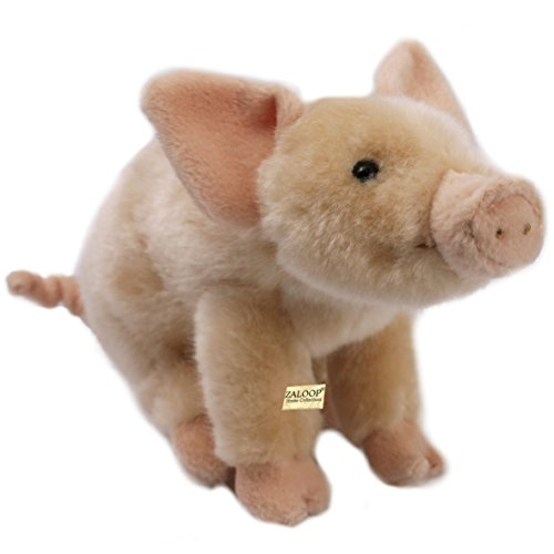 Zaloop Schweinchen ca.22 cm Plüschtier Kuscheltier Stofftier Schwein 126