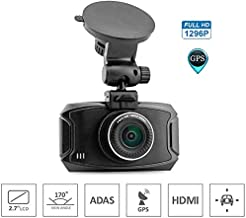 Car Dvr Camera Video Recorder Ambarella 1296P 2.7