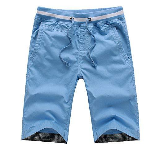 Nouveautés Coton Hommes Shorts Homme Plage Slim Fit Bermuda Masculina Joggers XL Lightasiansize