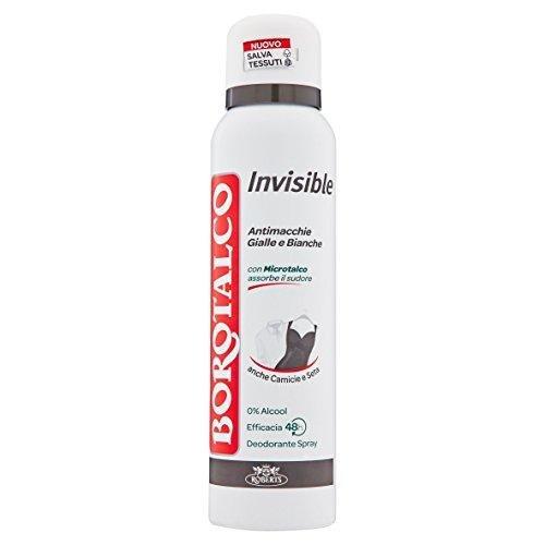 Invisible - Deodorante Spray 125 ml