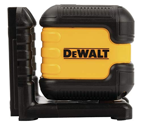 DEWALT DW08802CG Green Cross Line Laser Level