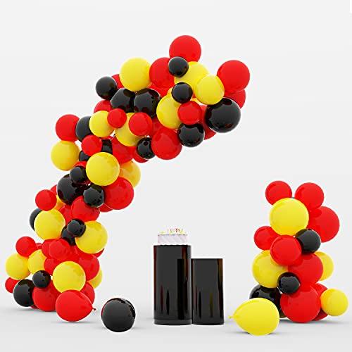 Ikulurit - Guirnalda de globos (100 unidades, 25,4 cm, decoración de Alemania,...