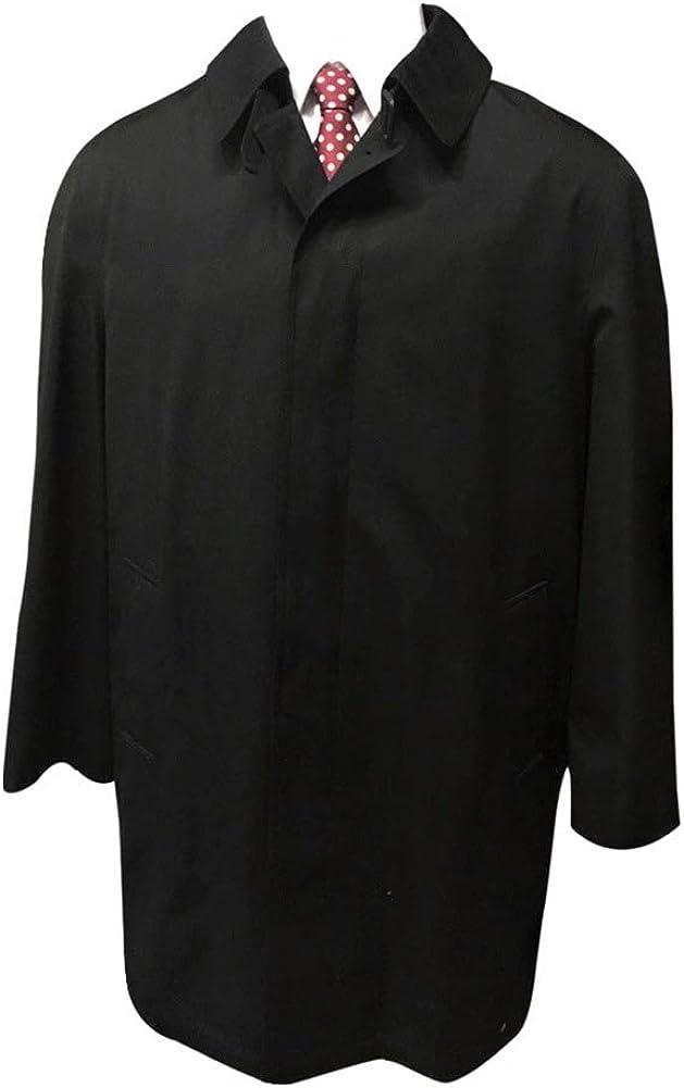 Millennium Collection 42 Long Rain Coat Black 42L