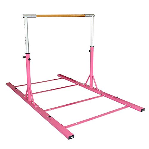We R Sports GymnTrax 3-5 FT Heavy Duty Adjustable...