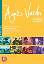 Agnès Varda Collection (Vol. 2) - 4-DVD Box Set ( Les plages d'Agnès / L'une chante, l'autre pas / Sans toit ni loi / Jacquot de Nantes ) ( The Beaches of Agnès / One Sings, the Ot [ NON-USA FORMAT, PAL, Reg.2 Import - United Kingdom ]