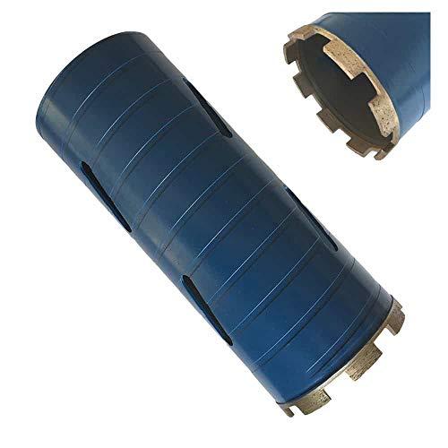Dry Core Bit for Brick and Concrete Block - 4-1/4' Diameter - 5/8'-11 Arbor - #30/40 Diamond