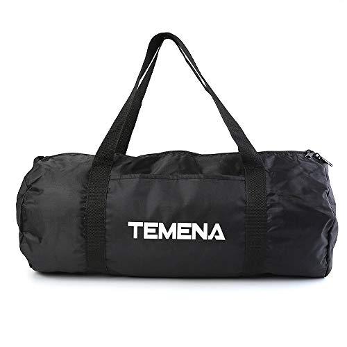 Sporttas nylon dames mannen reizen sport gym schoudertas grote waterdichte nylon handtassen zwart roze kleur outdoor sporttassen 2019 Nieuw-A