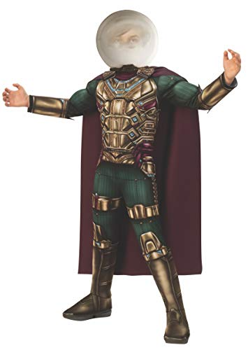 Rubies Marvel Spider-Man Far from Home Childs Deluxe Mysterio Costume, Large