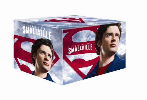 Smallville Gesamtbox [60 DVDs]