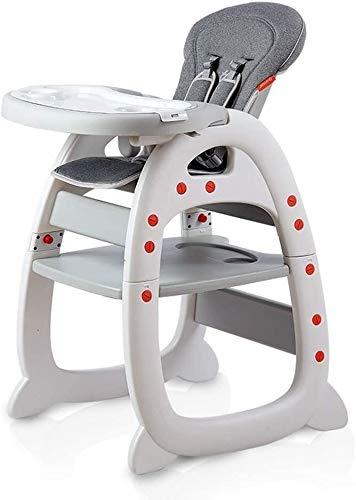 Dmygo 3 en 1 Silla for bebé, niño de la Tabla Convertible Juego de sillas, Mecedora, Asiento...
