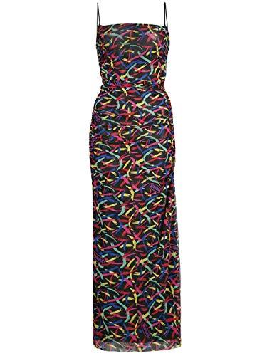 Missoni Luxury Fashion Damen 2DG003362W004ES90C8 Schwarz Polyamid Kleid | Frühling Sommer 20