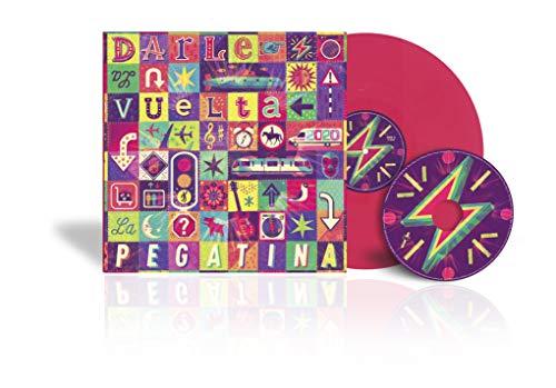 La Pegatina - Darle La Vuelta (Vinilo Rosa + Cd + Acceso A Concierto En Streaming) Edición Firmada