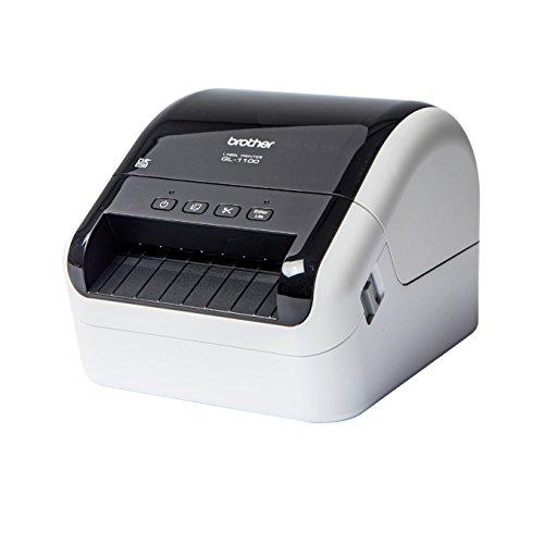 Brother QL1100 - Impresora de Etiquetas Profesional de 4
