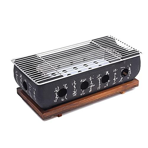 Holzkohlegrill Holzkohle Mini Barbecue...