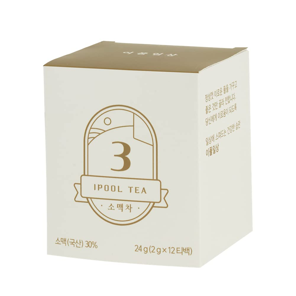 ipool blending tea No. 3 wheat whole seal OFFicial solomon's digestion Online limited product