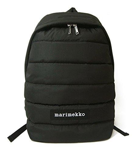 marimekko (マリメッコ) バックパック Lolly ロリー 045486 ブラック 009