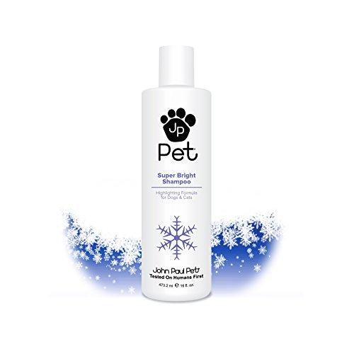 John Paul Pet Super Bright Shampoo 473,2ml