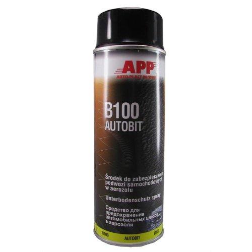 APP B100 Autobit Spray Unterbodenschutz 500ml