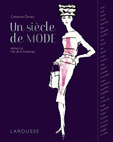 Un siècle de mode (Livre animé)