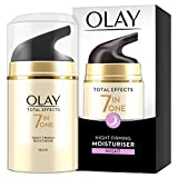 Olay - Total effects, 7 - in - 1 hidratante anti edad de noche - 50 ml