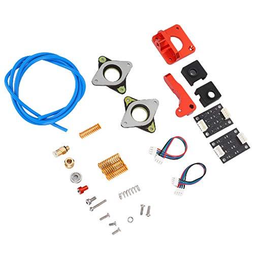 3D Printer Kit Hand Twist Leveling Nut 3D Printer Extruder Upgrade Kit Hot Bed Springs 3D Printer Springs Dampers for 3D Printer
