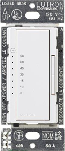 Lutron MA-T530G-WH Maestro eco-timer Single-Pole, White