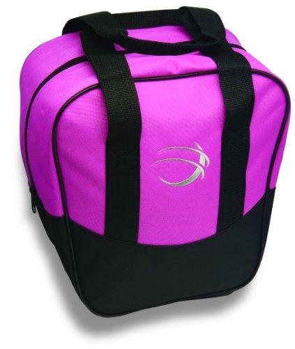 BSI Nova Single Ball Tasche, Unisex, pink/schwarz