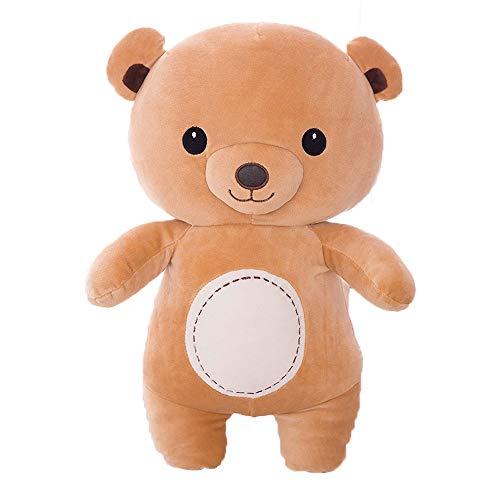 AGOOLZX Kreative Animationssoftware Teddybär Puppe Plüsch Spielzeug Home Office Plüsch Ornamente Big Bär Puppe Kissen Auto Plüsch Kissen Geburtstagsgeschenk