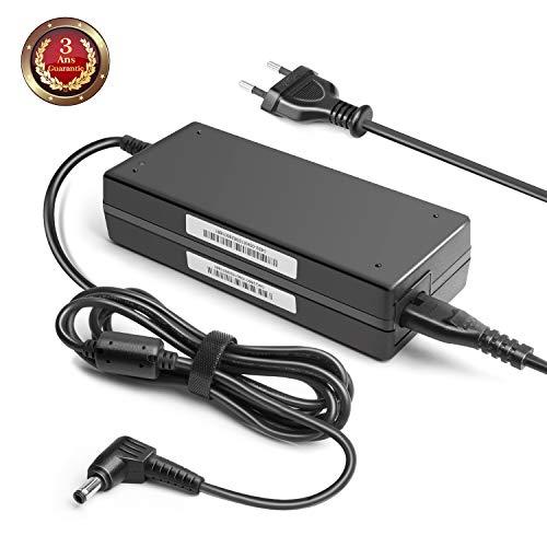 Taifu Ladegerät Netzteil Laptop ASUS 19 V 90 W (75 W, 65 W kompatibel) für ASUS R702UA F75a K73E N73 X93S K52F X53E X401A X401U X53Z X55A K56CA K55A X53U K53E
