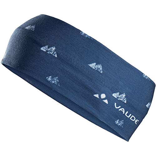 Vaude Stirnband Cassons Headband, Eclipse Uni, One Size, 04917