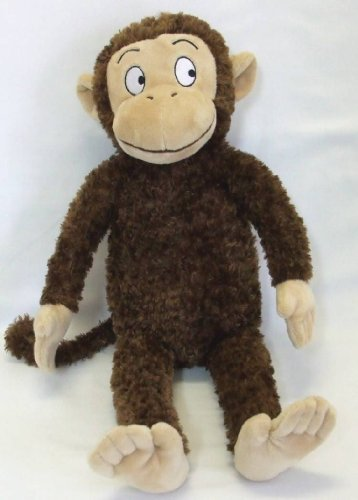 Monkey Plush Toy 15' from Giraffes Can't Dance Guy Parker Rees