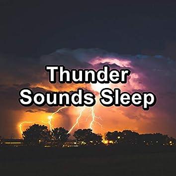 Thunder Sounds Sleep