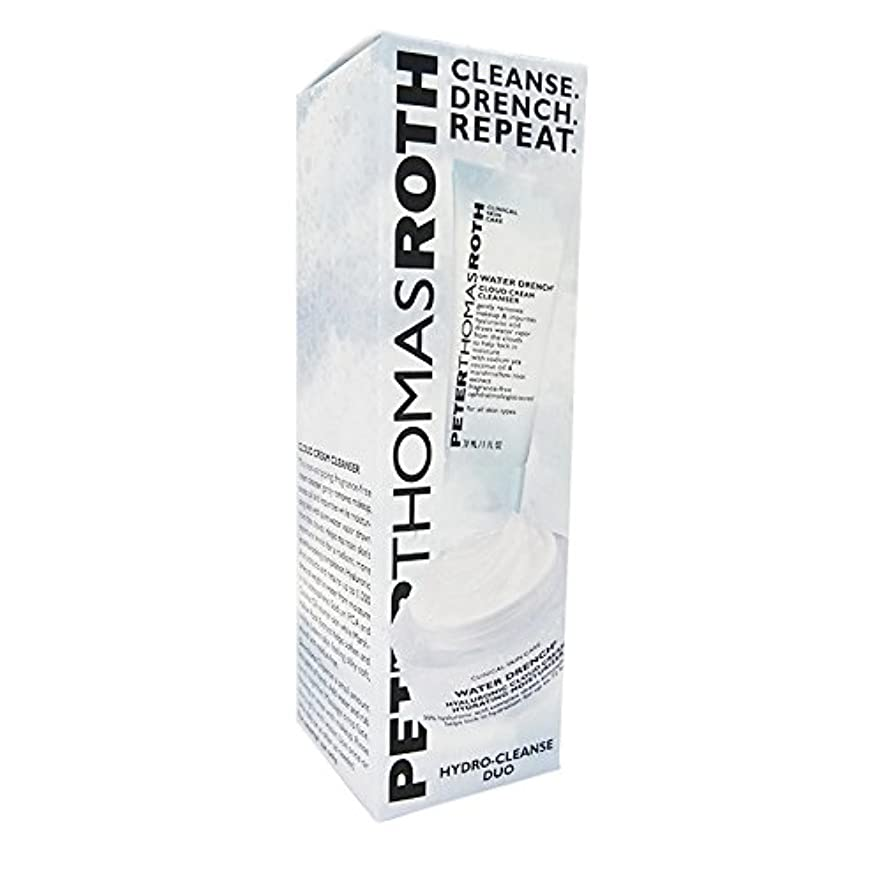 PETER THOMAS ROTH - Water Drench Hyaluronic Cloud Hydro-Cleanse Duo