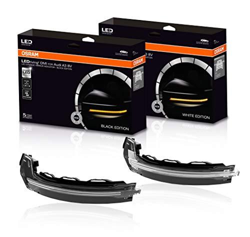 Unsere CarWiki-Produktempfehlung für den Audi A3 (Typ 8V): Volldynamische LEDriving Spiegelblinker von OSRAM