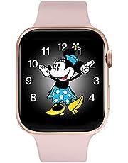 Relógio inteligente SmartWatch IWO 12pro 44mm ORIGINAL - Anuncio Oficial (Preto)…