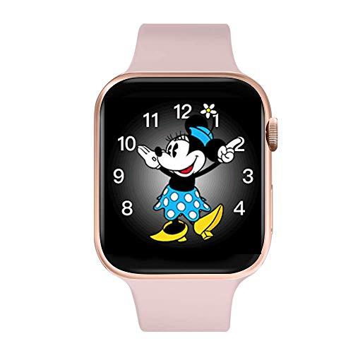 Relógio SmartWatch IWO 12pro 44mm ORIGINAL - Anuncio Oficial (Rosa)