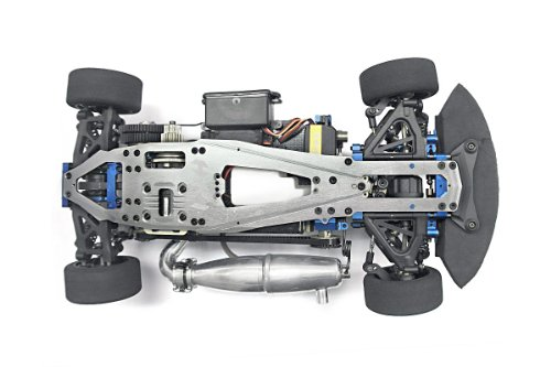 RC Rennwagen kaufen Rennwagen Bild 1: KM-Racing 31301000 Ferngesteuertes RC Auto KM K1 Meen Version GP Scale On-Road Wettbewerbsfahrzeug M1:10*
