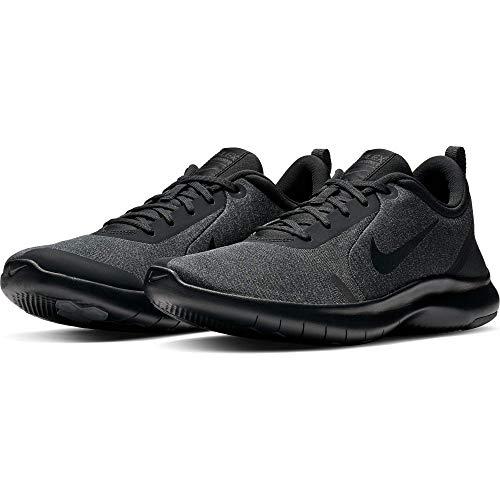 Nike Flex Experience RN 8, Zapatillas de Running para Hombre, Negro...