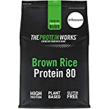 Proteína de Arroz Integral 80 | Sin sabor, 2 kg | Proteína sin Gluten