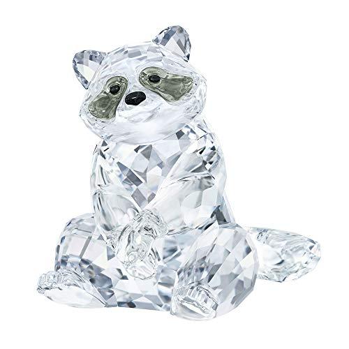 Swarovski WASCHBAER, Kristall, transparent, 4,9 x 5,5cm