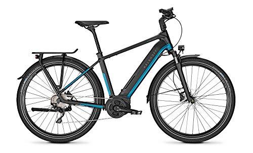 "Kalkhoff Endeavour 5.B XXL Bosch Elektro Fahrrad 2020 (28\"" Herren Diamant L/53cm, Naviblue/Magicblack Matt)"