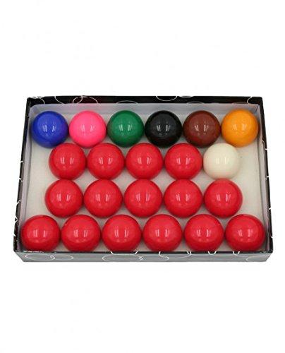 CAAA - Bolas 57,2mm para billar Snooker