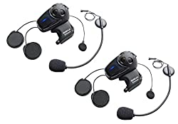 best motorcycle bluetooth headset for music from Sena