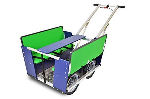 Diedersdorfer Krippenwagen, 6 Sitzer, Elektro- Antrieb